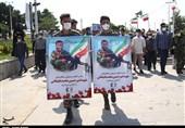 فرزند دیگری از قزوین که شهید مدافع وطن شد + فیلم