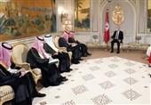 لیبی محور مذاکرات وزیر خارجه عربستان با قیس سعید و تبون
