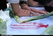"""""""ایرج رحیمی"""" چهارمین شهید مدافع سلامت استان هرمزگان شد"""
