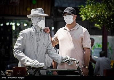 استفاده اجباری از ماسک در رشت
