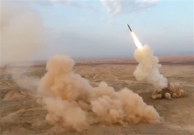 IRGC Showcases Military Might during War Games South of Iran