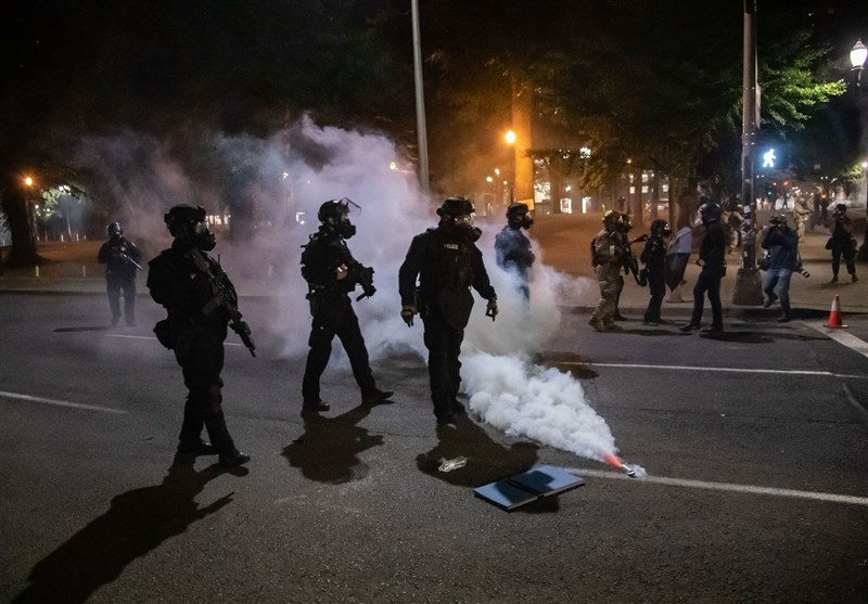 Protesters Return to Streets, Parks of Portland, Oregon