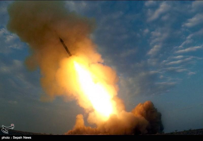 تحلیل رادیو چین از رزمایش اخیر سپاه؛ پایگاههای آمریکا در تیررس موشکهای ایران هستند
