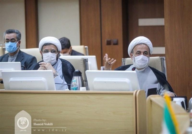 وزیر بهداشت با وعاظ و مداحان دیدار کرد/ طاهری: استفاده هیئت های مذهبی از فضای باز باید یک فرهنگ شود