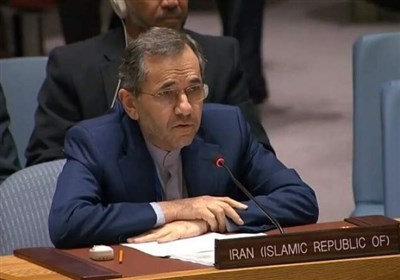 اعتراض رسمی ایران به حمایت آمریکا از گروه تروریستی تندر
