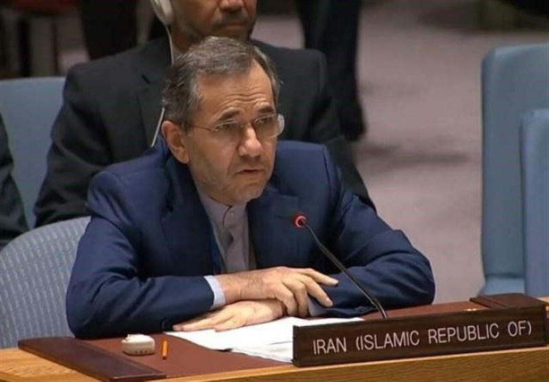 Iran's UN Envoy Decries Abuse of WMD Regimes