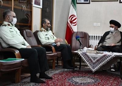 نیروی انتظامی در موضوع امنیت اخلاقی تنها است/ آمادگی کامل پلیس برای ماه محرم