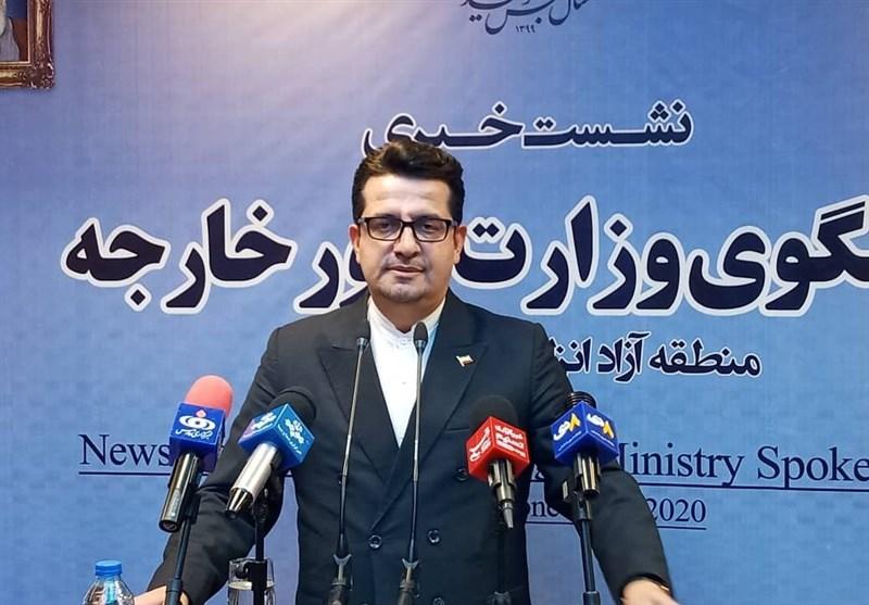 موسوی: لغو موقت تحریمهای آمریکا خبرسازی غیرواقعی است