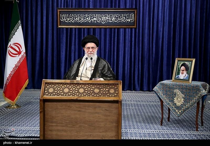 ترجمه دعای نصب شده در سخنرانی رهبر انقلاب به مناسبت عید قربان