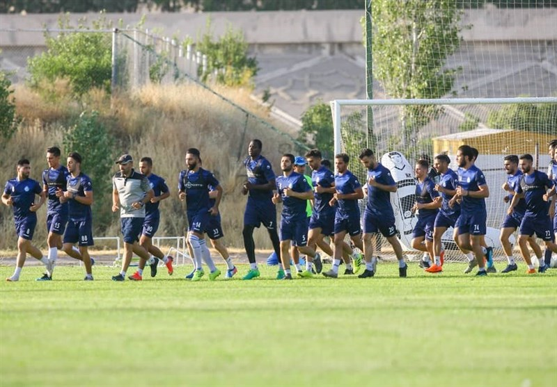 گزارش تمرین استقلال|غیبت سه بازیکن و مرور آخرین کارهای تاکتیکی برای دیدار با سپاهان
