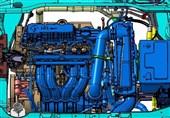 موتور XU پلاس امسال به تولید انبوه میرسد/کاهش ارزبری 3 میلیون یورویی