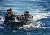 حادثه برای زرهپوش آبی-خاکی نیروی دریایی آمریکا یک کشته و 8مفقود بر جا گذاشت