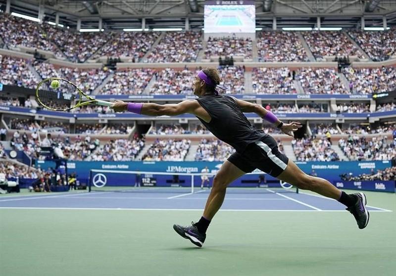 برگزاری تنیس آزاد آمریکا در موعد مقرر