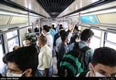 تهران| حمل و نقل عمومی و مراکز خرید از عوامل انتقال کرونا /لزوم راهاندازی تورهای بیماریابی در معابر شلوغ