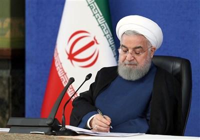روحانی: الشراکة الاستراتیجیة بین طهران وبکین تشکل خطوة باتجاه تحقیق السلام والاستقرار الدولیین