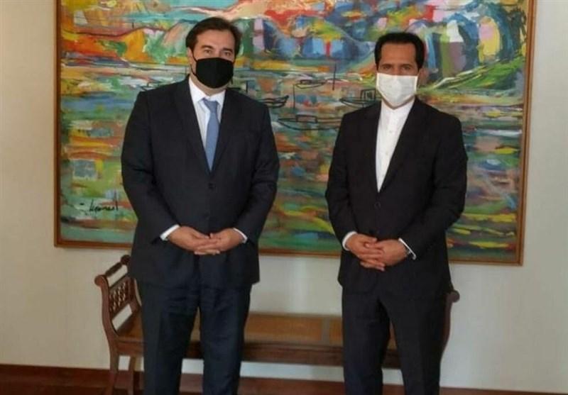 تاکید بر همکاری ایران و برزیل برای جبران آسیبهای ناشی از کرونا