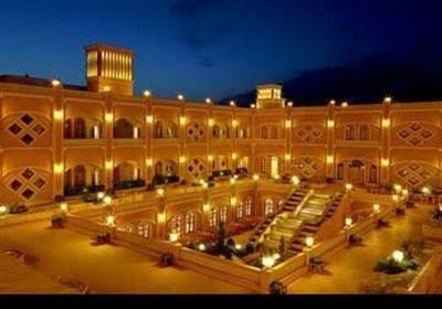 """ایران؛ یزد میں واقع 4 اسٹار ہوٹل """" داد"""" کی دیدہ زیب تصاویر"""