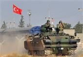 سوریه|حمله توپخانهای ارتش ترکیه به شهرک عین عیسی در حومه الرقه