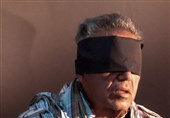 تصویر «جمشید شارمهد» سرکرده گروهک تندر پس از بازداشت منتشر شد