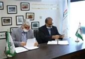 امضای تفاهم نامه سازمان ورزش شهرداری تهران و فدراسیون موتورسواری و اتومبیلرانی