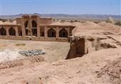 گزارش| زخم بیمهری مسئولان بر بنای تاریخی 560 ساله در زنجان / نفس کاروانسرای تاریخی نیکپی به شماره افتاد