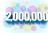 شاخص بورس قله 2.000.000 واحد را پس گرفت