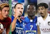 رقابت علیپور و تیام با بونجاح و پاتو برای عنوان بهترین مهاجم لیگ قهرمانان آسیا 2018