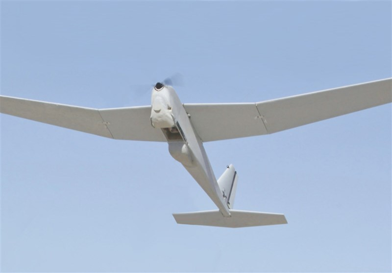 Yemen Army Downs US RQ20 Spy Drone over Jizan: Spokesman (+Video)