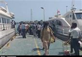 عدم رعایت فاصلهگذاری اجتماعی در شناورها داد مسافران را درآورد / در اسکله شهید حقانی چه گذشت؟