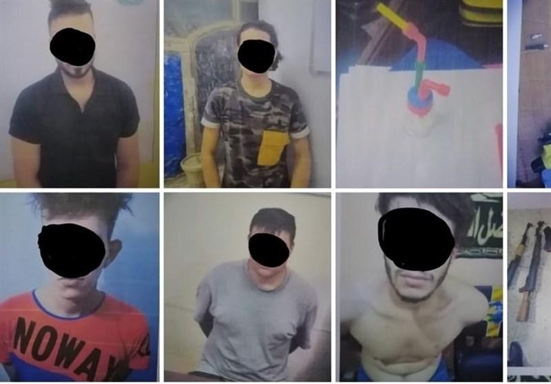 عراق| متلاشی شدن یک باند تروریستی در استان دیالی