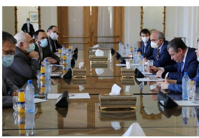 تاکید ظریف بر بهروز رسانی سند همکاریهای بلند مدت ایران و روسیه