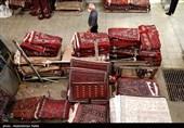 رکود بیشتر صنعت فرش و بیکاری قالیبافان با حذف برگزاری نمایشگاه