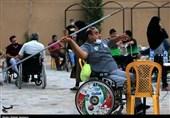 مسابقه رکوردگیری ورزشکاران آسیب نخاعی اصفهان به روایت تصویر