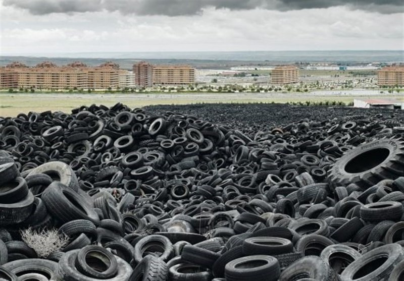 New Way Found to Make More Durable Roads Out of Old Tires