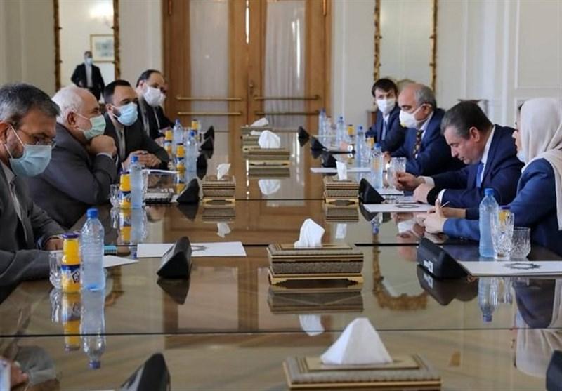 Talks with Member of Russian State Duma 'Very Productive': Iran's Zarif