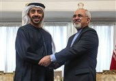 Iran, UAE FMs Discuss COVID-19 Crisis, Regional Developments