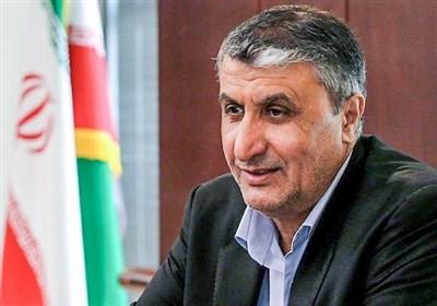 اسلامی در بوشهر: تولید برق هستهای ایران به ۸۰۰۰ مگاوات افزایش مییابد