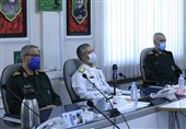 Iranian Army, IRGC Reaffirm Invincible Unity