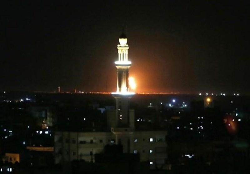 Israel Strikes Targets in Gaza (+Video)