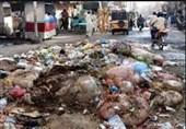 کراچی میں اختیارات کی جنگ نے آلائشوں اور کچرے کے ڈھیر لگا دیئے، شہریوں کو شدید اذیت کا سامنا