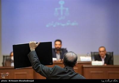 چهاردهمین جلسه محاکمه متهمین پرونده پتروشیمی