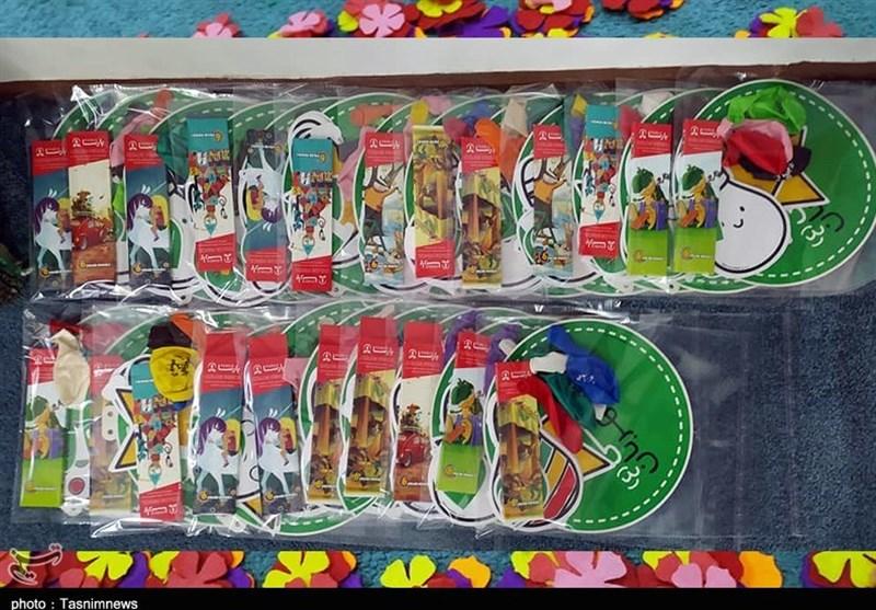 «همه شادیم در بهترین روز خدا»؛ کار متفاوت جهادگران امام حسنی برای عید غدیر+عکس و فیلم