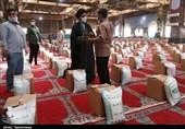 گام دوم طرح کمک مؤمنانه با توزیع 20 هزار بسته در سراسر استان خوزستان آغاز شد+تصاویر