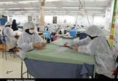 هیچ کمبودی در تأمین و تولید ماسک در اردبیل نداریم