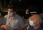 کمک کشتیگیران به همراه پرویز پرستویی به روستاهای محروم اطراف تهران
