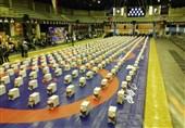برگزاری پویش کمک مومنانه قهرمانان کشتی با حضور وزیر ورزش