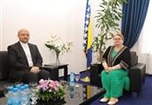 وزیر خارجه بوسنی هرزگوین: قدردان حمایتهای ایران هستیم