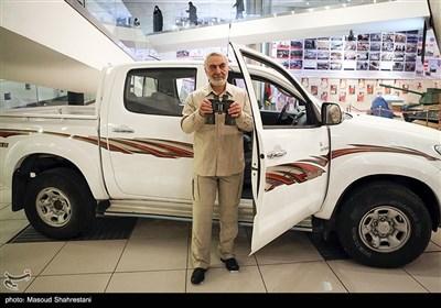 افتتاح سراسرنمای مقاومت سردار سپهبد شهید حاج قاسم سلیمانی