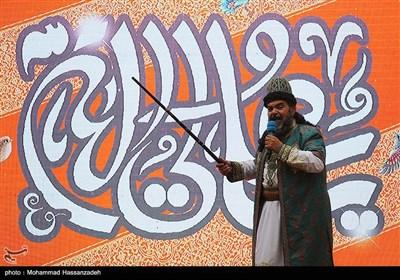 اختتامیه جشنواره پردهخوانی و نقالی غدیر در میدان بزرگان رادیو/ معاون صدا: باید روی ظرفیت نقالی و قصهگویی جدی گرفته شود