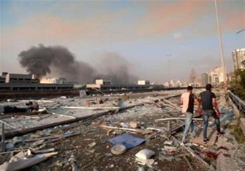 انفجار بندر بیروت ، لبنان ، حزب الله لبنان ،